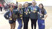 Girls Powerlifters headed to State, too!