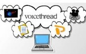 Voicethread Introduces Spanish Staff and Students to Shared Projects