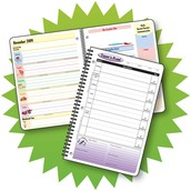 Things To Look For in Your Child's Leader in Me Binder and the Planner