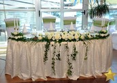 Svadbeni sto