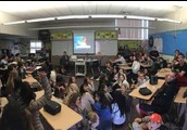 ELA8 Review @ Lunch!