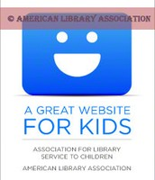 ALA Websites great for kids