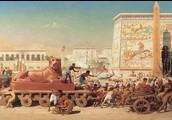Les esclaves en Égypte
