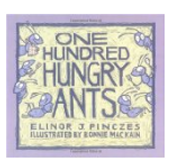 100 Hungry Ants