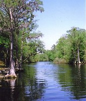 Chowan river basin