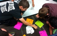 Multiplication review with 4th Grade!