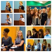 Junior NHS Inductions