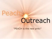 Peach Outreach
