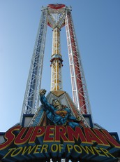 The Superman Tower of Power
