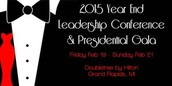 2015 Year-End Jaycee Conference!