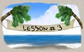 """I made Module 1 Lesson 3 Available for you to work on the weekend if you are done with lesson 1 & 2 assignments. The lesson will OFFICIALLY start on Monday, but I thought this might give you a head start on the week. Check """"Your Grade"""" to see if you are still missing any assignments."""