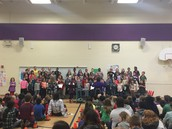 2nd Grade Music Program