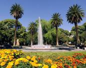 A) Plaza Chile
