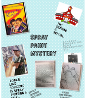Spray Paint Mystery