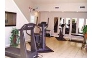 Fitness Center With Cable TV