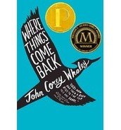 The book where things come back won a gold medal