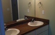 His & Her Sinks!