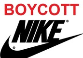 Wanna be a change? Help boycott all Nike products!