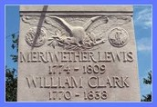 2.Lewis and Clark's Grave