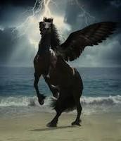 Percy's horse