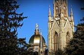 Visit the Prestigious University of Notre Dame