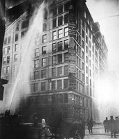 The 1911 triangle factory Fire