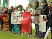 מעמד הנשים בחברת האסלאמית