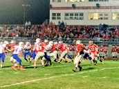MHS Football defeats Moberly in first round of District Playoffs