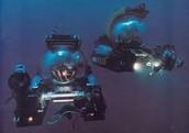 Activities in the Deep Sea