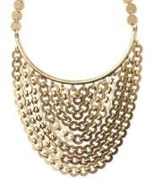 SOLD - Sierra Bib Necklace