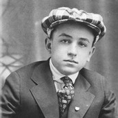 Walter as a child