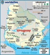 Donde está Montevideo