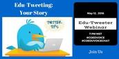 Edu-Tweeter 101 Webinar
