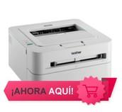 Impresora Brother Láser HL-2135 $650