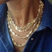 Devon Layering Necklace $27