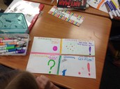 Four types of Sentences Posters/Creations!