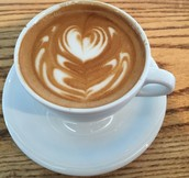 Our Famous Vanilla Latte
