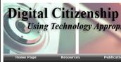 Mike Ribble's Digital Citizenship Website