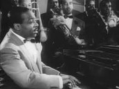 El pianista Count Basie