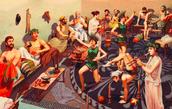 Ancient Greek Feasts