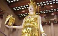 Goddess Athena and the Phidias