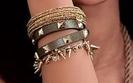 Renegade Cluster Bracelet  {$59}