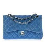 Chanel Iridescent blue
