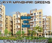 RIYA MANBHARI GREENS RIYA PROJECTS PVT LTD GROUP PLACED NOT ONLY INSIDE AND SURROUNDING SUBURBS BUT IN THE PRIMARY SPOT