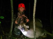 2014 Youth Big Buck Winner