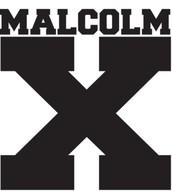 The Malcolm X Logo