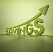 Things Savings Could be used for
