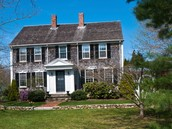 History Of the Cape Cod home style