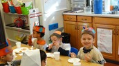 Early Childhood Center Thanksgiving Feast - Morning