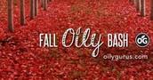 Fall Oily Bash
